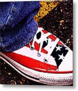 Fourth Of July Connies Metal Print