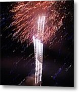 Fourth Of July Grand Lake Co 2007 Metal Print