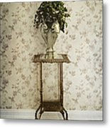 Foyer Living Metal Print