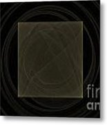 Fractal 21 Box Metal Print