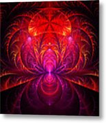 Fractal - Jewel Of The Nile Metal Print