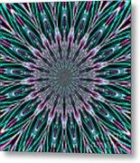 Fractalscope 23 Metal Print