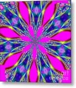 Fractalscope 29 Metal Print