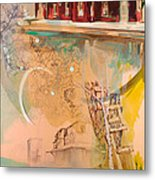 Fragments Of March Metal Print