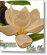 Fragrance Of The South Metal Print