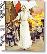 France's Day Metal Print by Anonymous