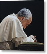Francesco Metal Print