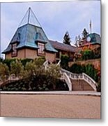 Francis Ford Coppola Wine Tasting Entrance Metal Print