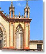 Franciscan Monastery In Nice France Metal Print