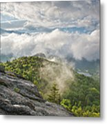 Franconia Notch State Park - New Hampshire White Mountains  Metal Print