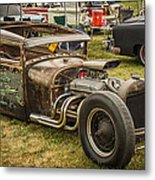 Frankenstein '28 Model A Sedan Metal Print