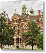 Franklin County Courthouse 3 Metal Print
