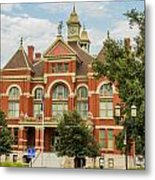 Franklin County Courthouse 4 Metal Print
