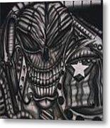 Freakin Rican Metal Print