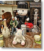 Fred And Friends  Metal Print