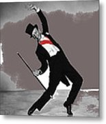 Fred Astaire Silk Stockings Publicity Photo 1957-2014 Metal Print