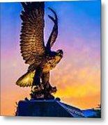 Freedom Bird Metal Print