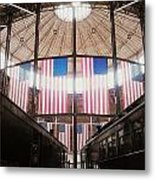 Freedom Rings Metal Print by Andy McAfee