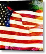 Freedom Metal Print by Steven  Michael