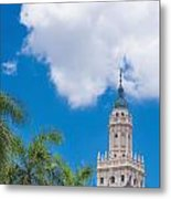 Freedom Tower Miami Dade College Metal Print