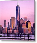 Freedom Tower Nyc Metal Print