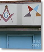 Freemasons Metal Print