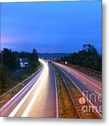 Freeway Metal Print