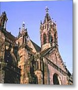Freiburg Gothic  Metal Print