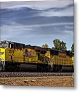 Freight Train 5509 Metal Print