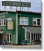Freighthouse Square Metal Print