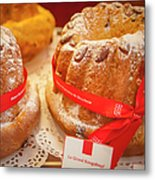 French - Alsace Pastry Metal Print
