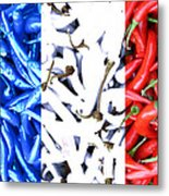 French Connection Metal Print