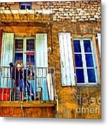 French Country Metal Print