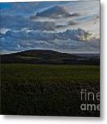 French Hills Metal Print