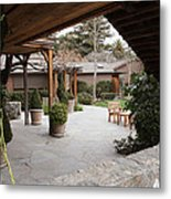 French Laundry Metal Print