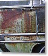 Fresh Prints On Bel Air Metal Print