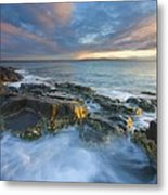 Freycinet Cloud Explosion Metal Print