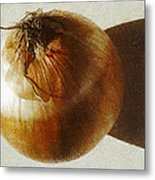 Fried Onion Flavour  Metal Print