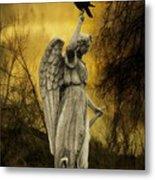 Friend Of An Angel Metal Print
