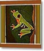 Frogtown Metal Print