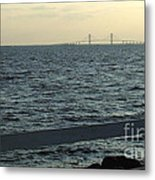 From A Distance Metal Print