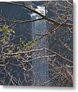 From A Height Metal Print