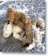 From Bear To Eternity - By William Patrick And Sharon Cummings Metal Print