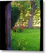 From Inside Out Metal Print