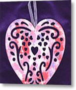 From The Beautiful Heart Of A Child Metal Print
