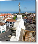 From The Church Tower Metal Print