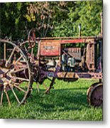 From The Farm Metal Print