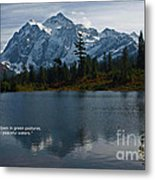 From The Hills Metal Print