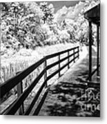 From The Lock Masters House Metal Print