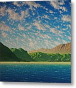 From The Sea Metal Print